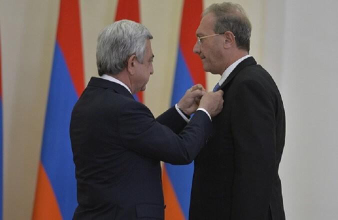 Наложен арест на средства и имущество бывшего директора МЦ Св. Григор Лусаворич