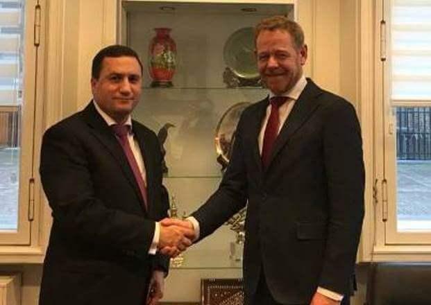 Армения и Голландия намерены углублять торгово-экономические отношения