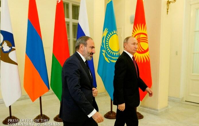 Путин: Единый рынок нефти и газа прибавит 9 миллиардов долларов к ВВП стран ЕАЭС