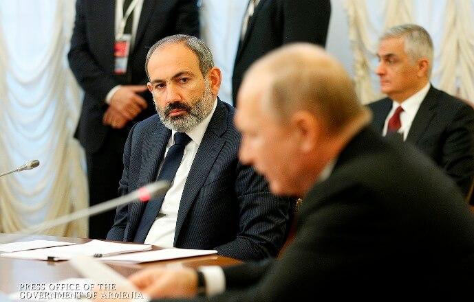 Путин предложил странам ЕАЭС повысить экономический суверенитет