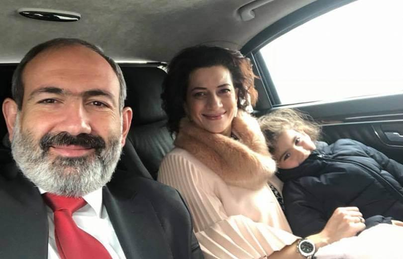 Никол Пашинян заявил о начале экономической революции в Армении