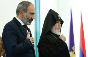 Гарегин II пожелал успехов новому парламенту Армении