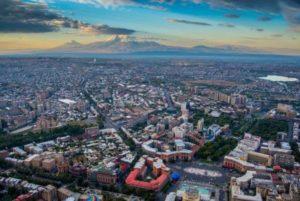 Погода в Армении: температура воздуха снизится на 4-6 градусов