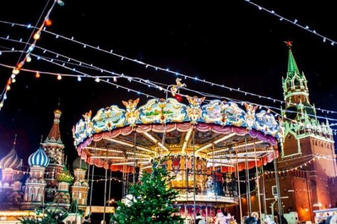 14 декабря в Москве открывается шестой фестиваль «Путешествие в Рождество»