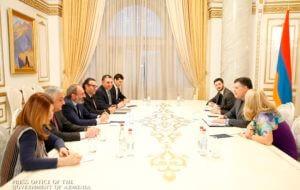 Никол Пашинян: Правительство заинтересовано в активном сотрудничестве с USAID