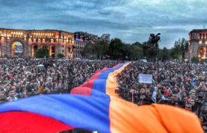 «Washington Post»: Армения – одна из стран, возвратившаяся к демократии в 2018 году