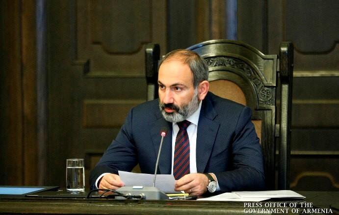 Никол Пашинян: Процентные ставки по взятым офицерами и прапорщиками кредитам будут пересмотрены