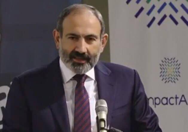 Никол Пашинян: Большая проблема – отсутствие венчурного капитала в Армении