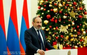 Никол Пашинян, выразил надежду, что 2019 год будет еще более позитивный, чем 2018 год