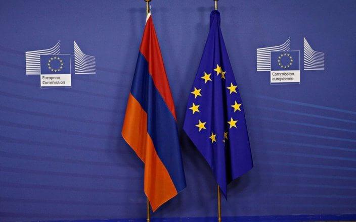Евросоюз предоставит Армении еще 36 млн. евро