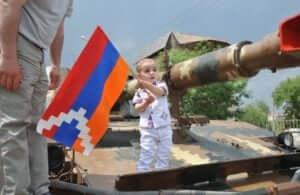 Бако Саакян: ВС Арцаха пополнятся современной военной техникой