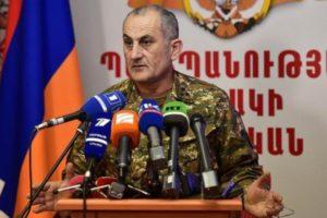 Сенор Асратян о ситуации на линии соприкосновения: Стрельбы почти нет