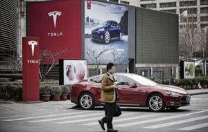 Илон Маск объявил о начале строительства завода Tesla в Китае