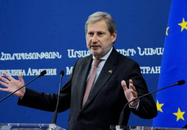 Еврокомиссия положительно настроена в вопрос либерализации визового режима с Арменией