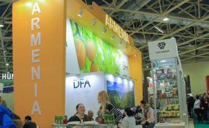 В этом году Армения принимает участие в международной выставке «Продэкспо» в еще более большом масштабе