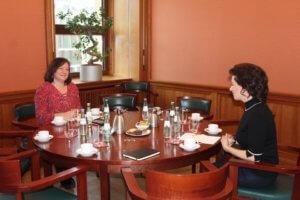Супруга премьер-министра Армении провела встречу с Омбудсменом Федерального правительства Германии