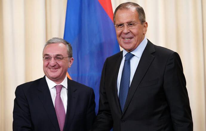 Главы МИД Армении и России проведут встречу «на полях» Мюнхенской конференции