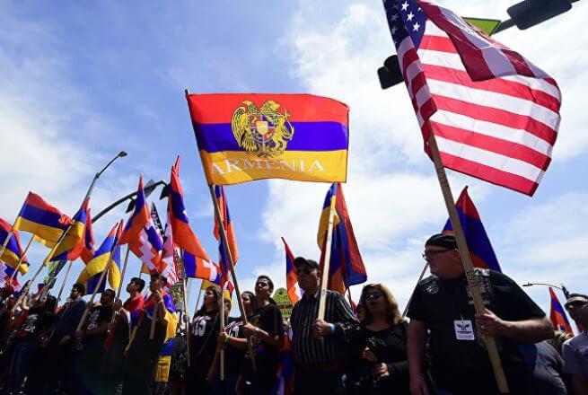 В Сенате Калифорнии представлена резолюция о восстановлении офиса по торговле с Арменией