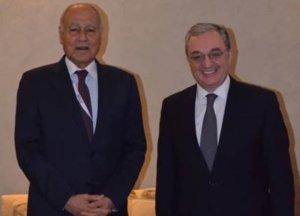 МИД: Армения намерена продолжить свой вклад в гуманитарную миссию в Сирии