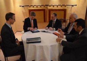 Глава МИД Армении обсудил с советником канцлера ФРГ актуальные региональные вопросы