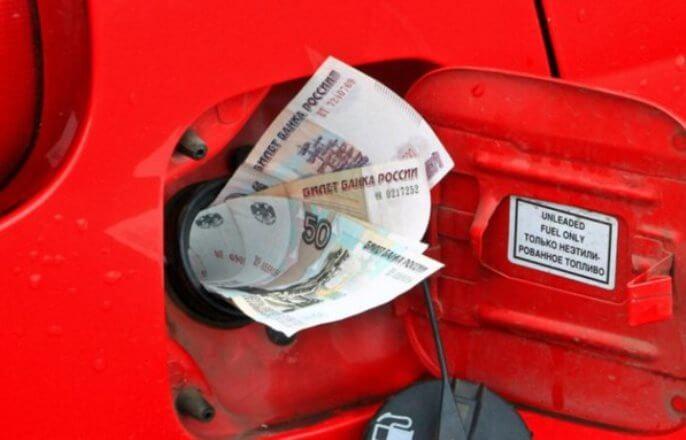 Цены на бензин в России резко вырастут весной
