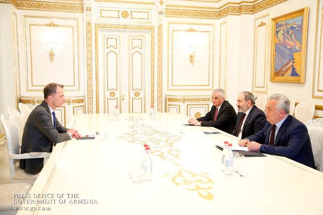 Премьер-министр Армении и директор исполнительного совета МВФ обсудили сотрудничество
