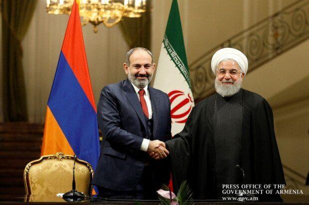Президент Ирана выразил готовность увеличить поставки газа в Армению