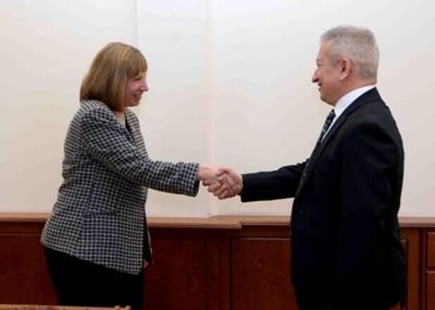 Министр финансов Армении и посол США обсудили расширение армяно-американского сотрудничества