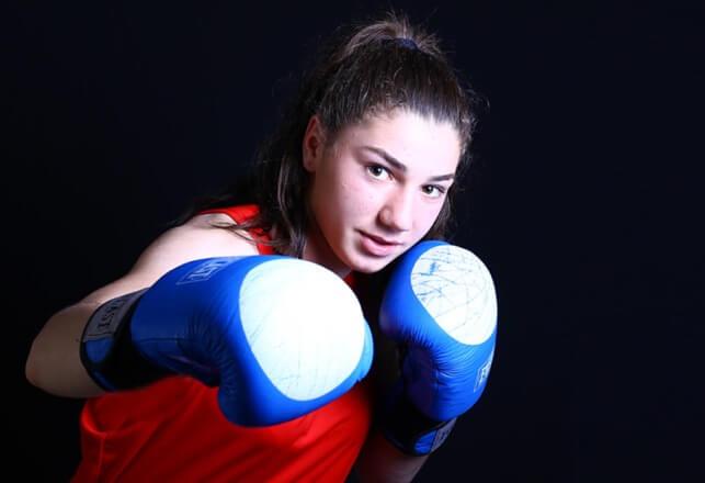 Боксер Ануш Григорян стала чемпионом Европы среди молодежи