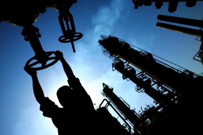 Нефть Brent подешевела до $67,03 за баррель