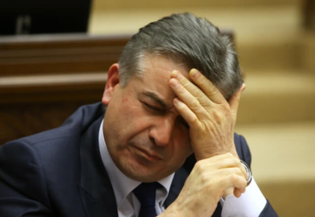 Ради лоббинга российских газовых компаний Карен Карапетян угробил возобновляемую армянскую энергетику