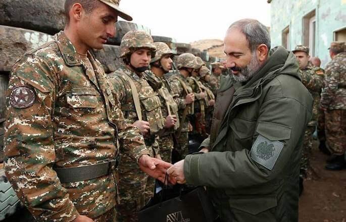 В Армении зарплата военнослужащих с 1 июля увеличится на 10%