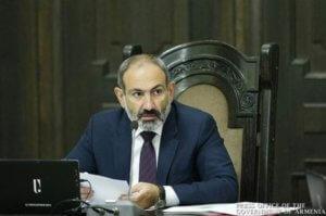 Никол Пашинян направил телеграмму с соболезнованиями в связи с кончиной Георгия Данелии