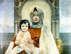 В Армении отмечают Благовещение Пресвятой Богородицы