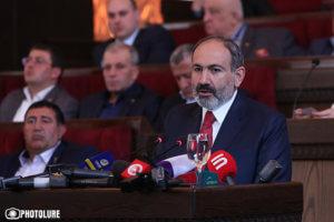 Премьер-министр Армении: на угрозу войны мы ответим принуждением к миру