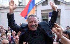 У Союза добровольцев «Еркрапа» новый председатель