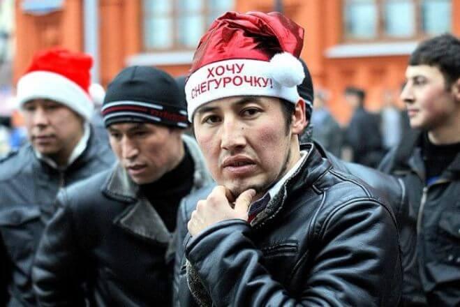 Приток мигрантов в Россию достиг исторического минимума, экономика страны на грани коллапса
