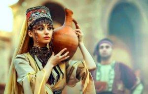 В Армении отмечают День материнства и красоты