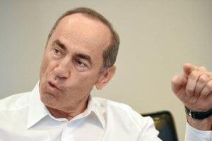 Кочарян останется под арестом: суд огласил решение