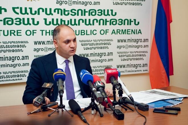 Минсельхоз Армении: Если земля не используется, то должна быть отдана в аренду