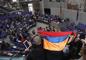 Бундестаг Германии ратифицировал Соглашение о всеобъемлющем и расширенном партнерстве между Арменией и ЕС