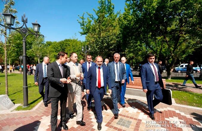 Никол Пашинян: В Армении с 15 мая начнутся широкомасштабные дорожно-строительные работы
