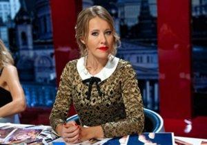Ксения Собчак стала генеральным продюсером телеканала «Супер»