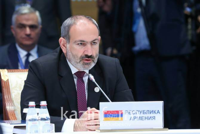 Пашинян: ЕАЭС для стран-членов открывает новые возможности в бизнесе и экономике