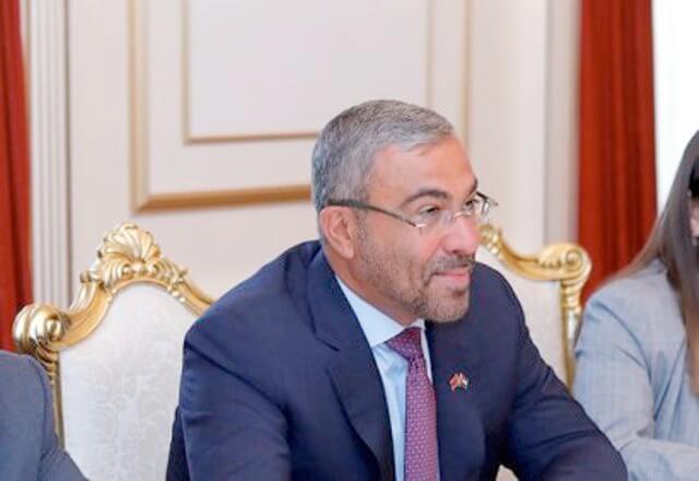 Госсекретарь ОАЭ: Наши предприниматели заинтересованы инвестиционными возможностями Армении