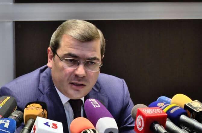 В прошлом году в Армении было собран 1 трлн 258 млрд драмов налоговых доходов