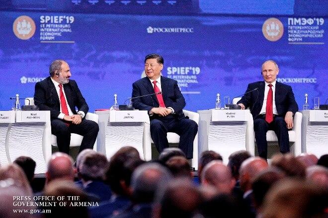 Никол Пашинян: Мы намерены сделать Армению раем для талантливых людей
