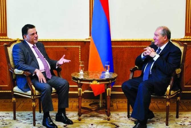 Катарские бизнесмены изучат инвестиционные возможности Армении