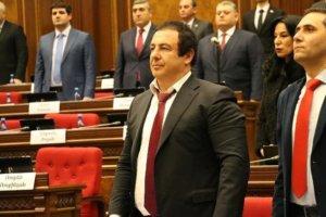 Гагик Царукян вызван на допрос