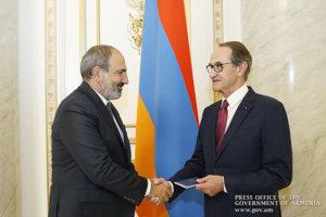 Бывший мэр французского Альфорвилля стал гражданином Армении